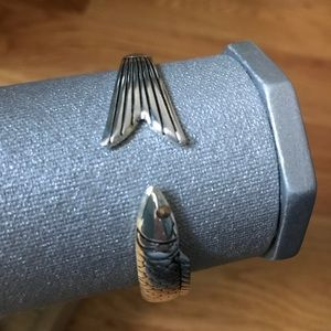Cape Cod silver bracelet