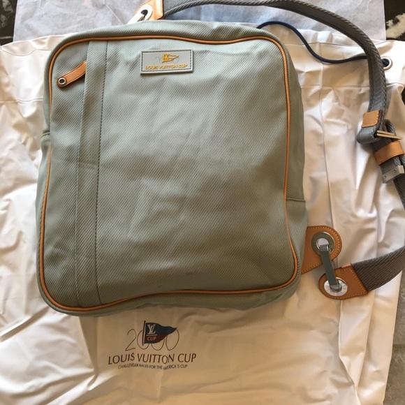 Louis Vuitton Bags Americas Cup 2000 Messenger Bag