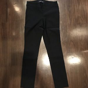 Foreign Exchange Side Zip Skinny Pants Small