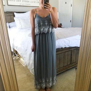 Gorgeous Detailed Maxi Dress