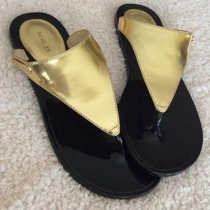 💞Rachel Zoe💞jelly flip flops