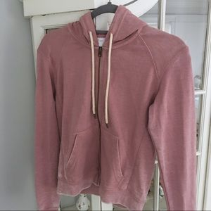 Urban Outfitters Blush pink Hoodie