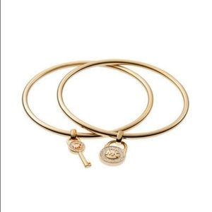Micheal Kors bangle bracelet