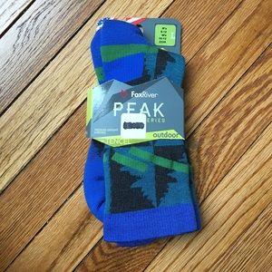 Peak Series Light Weight Outdoor Hiking Socks