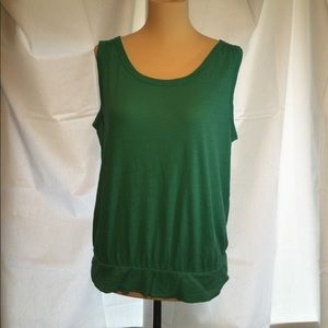 LOFT Tank with Zip up Back