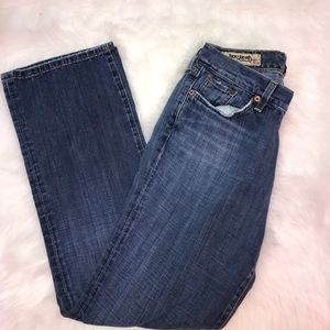 Lucky brand classic rider jeans km