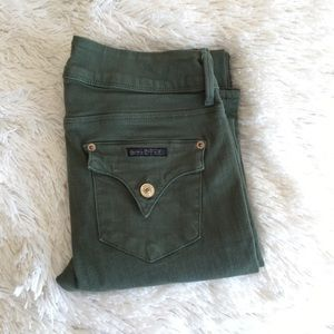 Hudson Jeans_Army Green