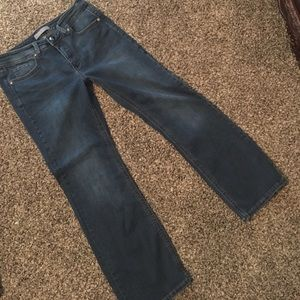 Cute boot cut jeans! Size 14 Melissa McCarthy