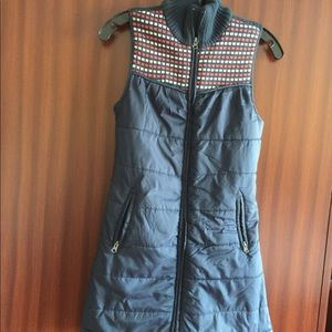 MOSSIMO supply Co women's or big girls Vest