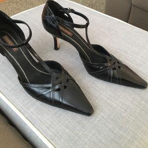 Antonio Melani T Strap Heels Pumps Adorable!