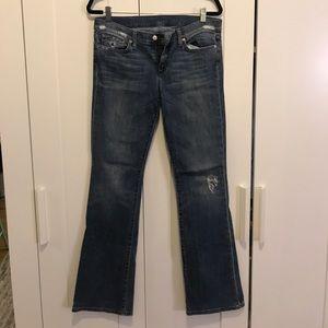 Joes Jeans Rocker Fit Distressed