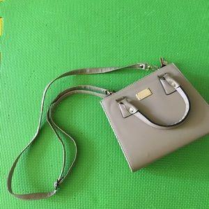 Small Handbag Shoulder Zipper