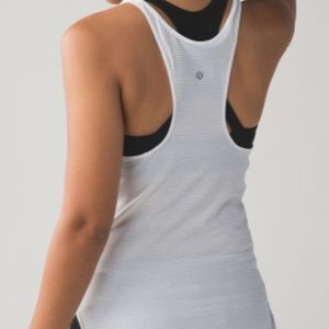 What the sport singlet - White - Size 4
