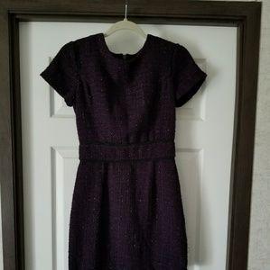 TopShop purple Boulce dress sz.4