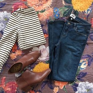 Paige Vertugo Skinny Jeans from Anthropologie