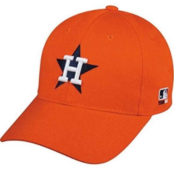NWT Houston Astros Baseball Cap. M 59ebb7d84e8d17bdb005342e d2e542b94d