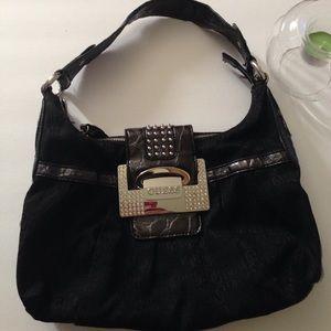 authentic Guess black purse 👛