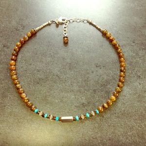Emily Ray Sterling Necklace