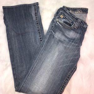 Big star blue jeans km