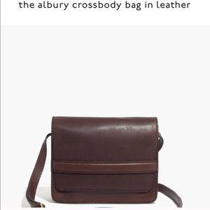 Madewell Albury crossbody purse