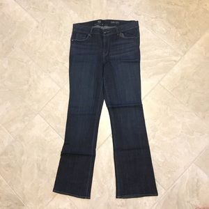 Classic Stretch Bootcut 5 Pocket Jeans