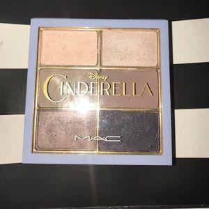 MAC Cinderella rare eyeshadow palette