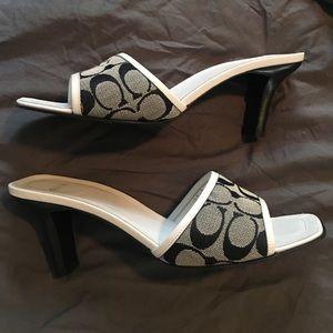 Coach shoes 👠