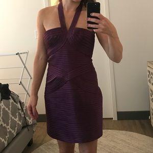 BCBG Max Azria Purple Dress