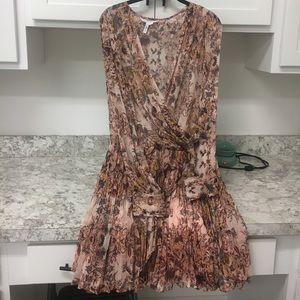 Fall BCBG dress