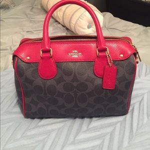 NWT authentic coach purse