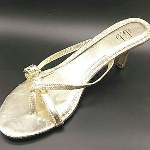 Ladies dressy sandal