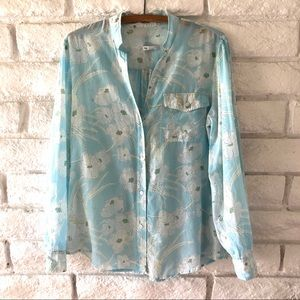 GAP Romantic Blouse