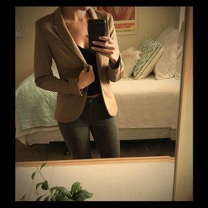 H&M Tan Blazer Size 4