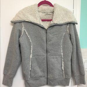 Old Navy Faux Fur Jacket