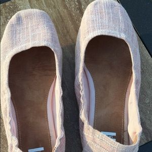 Toms youth ballet flats