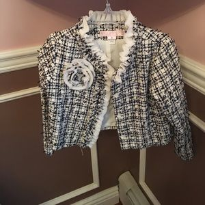 Girls Biscotti Blazer/Jacket