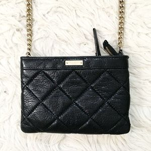 Black Kate Spade Mini Crossbody Bag