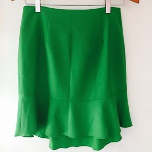 Flirty French Connection Ruffle Skirt