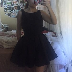 H&M black dress/romper