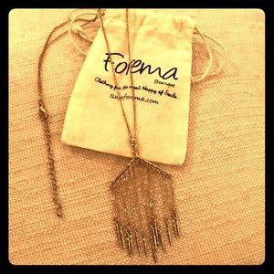 Gold Necklace - Forema Boutique