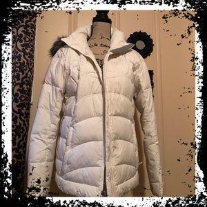 Columbia Down Coat