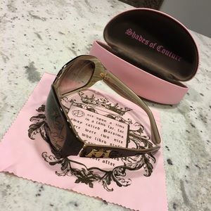 Juicy Couture Royal/s Sunglasses 0TW2 Y6 (brown)