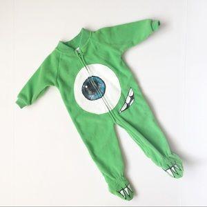 Mike Wazowski (Monsters Inc) Onesie Costume