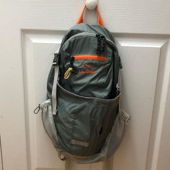 878864c198 L.L. Bean Handbags - LL Bean Stowaway Day Backpack