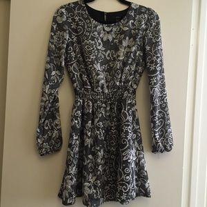 Long Sleeve Dress NWOT