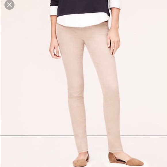 Ann Taylor Pants - Ann Taylor Modern Fit in Light Khaki