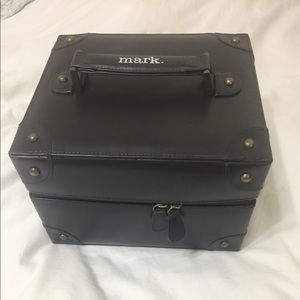 Mark by Avon makeup storage case