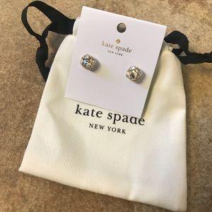 "Kate Spade ""Lady Marmalade"" Earrings. NWT"