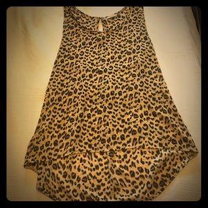 Nordstrom leopard print too