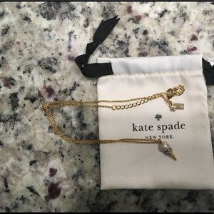 "Kate Spade ""Carnival Nights"" Ice Cream Necklace"